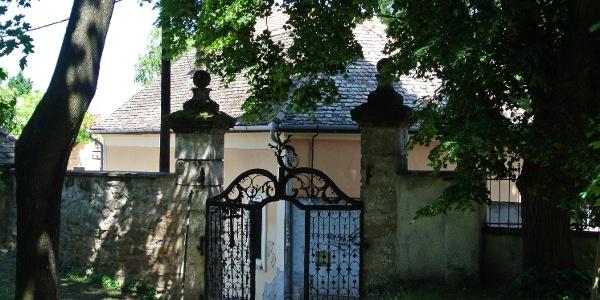 A szentendrei Belgrád székesegyház kapuja