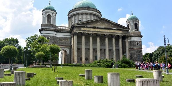 Osztálykirándulások kedvelt célpontja az Esztergomi bazilika