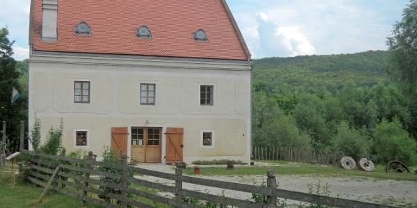 Ma múzeum és vendégház az egykori vízimalom Szécsiszigeten