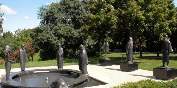 Filozófusok kertje a Gellért-hegyen