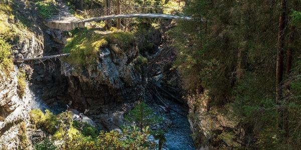 Wasserfall - Trutg dil Flem