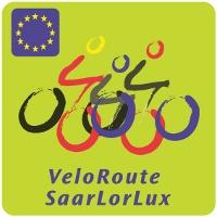 Route logo VeloRoute SaarLorLux