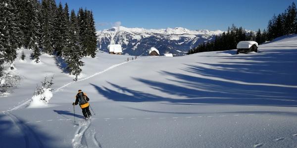 Fahrnrinnalm 1.400 m