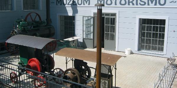 Muzeum motorismu ve Znojmě