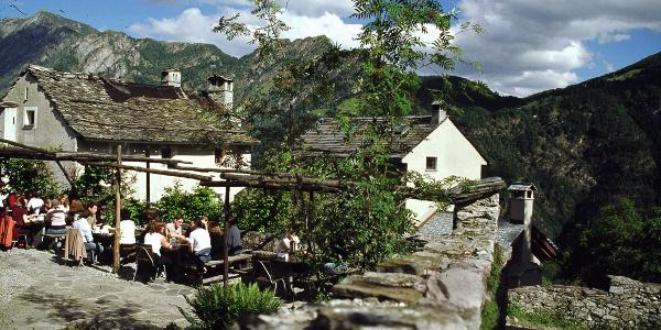 Grotto Ghiridone.