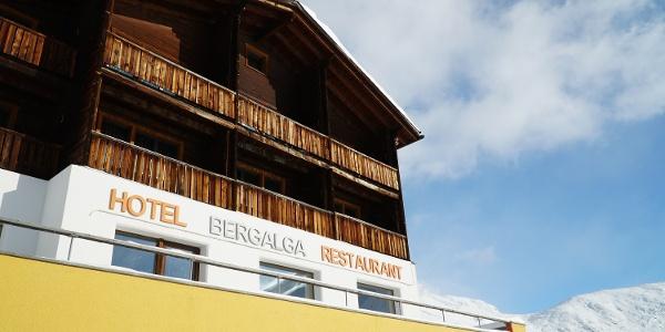 Hotel Bergalga Winter