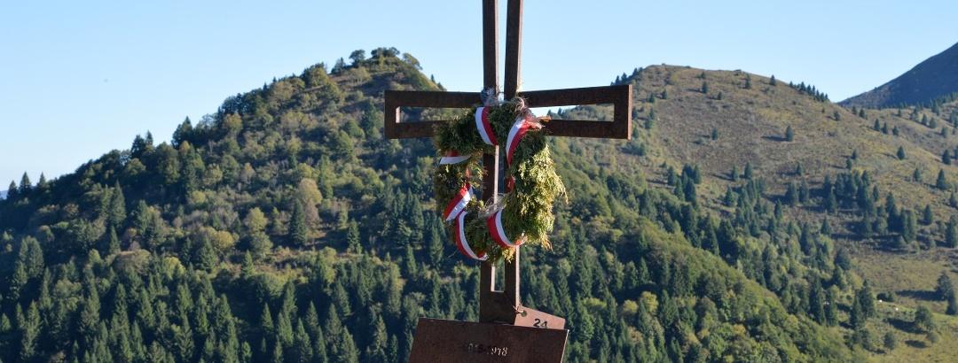 Croce sotto Pichea