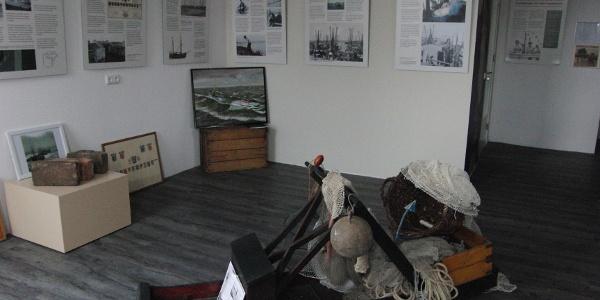 Fischereimuseum in Termunterzijl