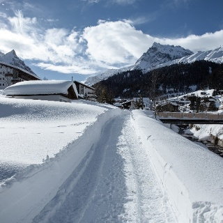 Winterwandern Gargellen