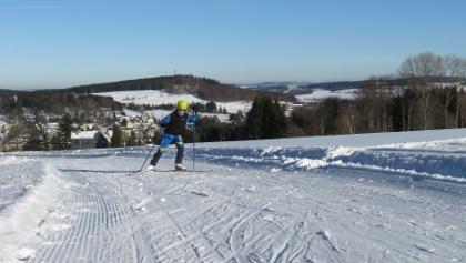 Skaten in Geyer