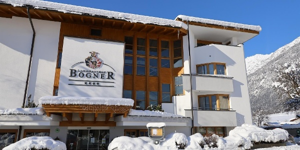 Landgasthof Bogner, Winter