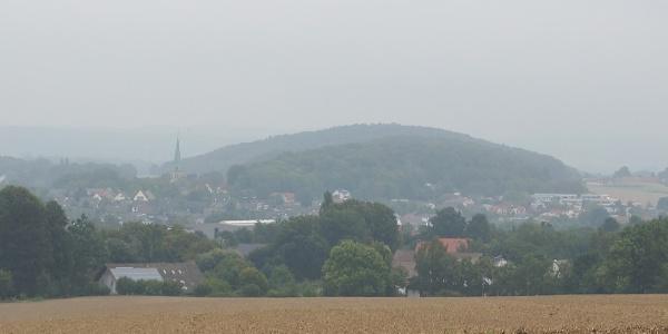 Blick auf Bissendorf