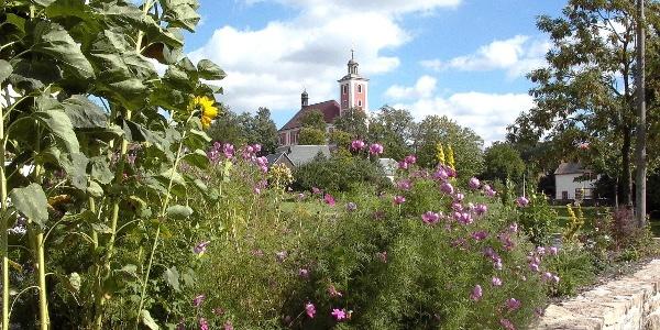 Kirche Nebelschütz
