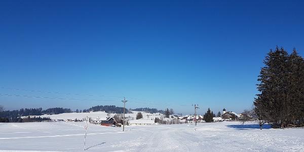 Loipennetz Oberreute