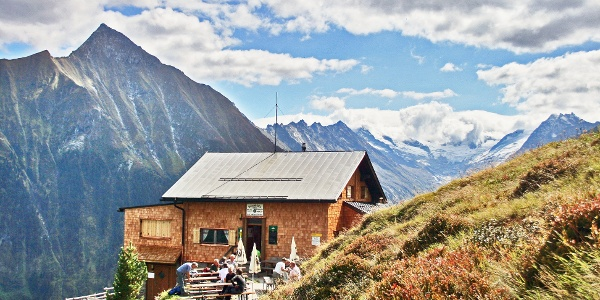 Die Gamshütte