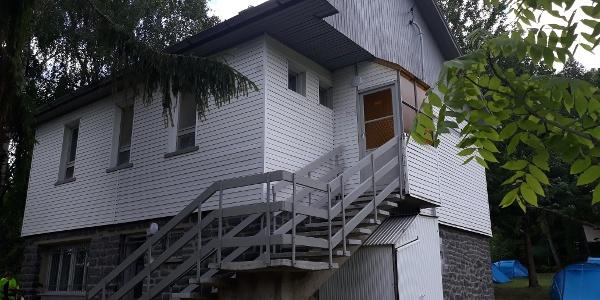 Salgóbányai Kulcsosház és Nomád Táborhely