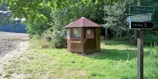 Huthaus am Richtschacht