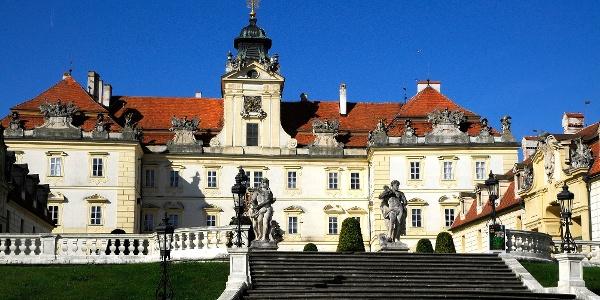 Liechtenstein Schloss Valtice