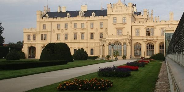 Lichtenstein Schloss Lednice