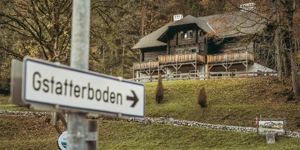 Unterkunft Gesäuse Lodge