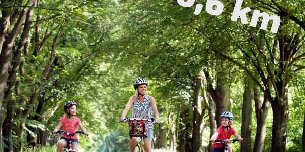 Ein Raderlebnis für Groß & Klein