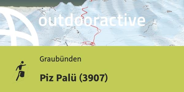 Skitour in Graubünden: Piz Palü (3907)