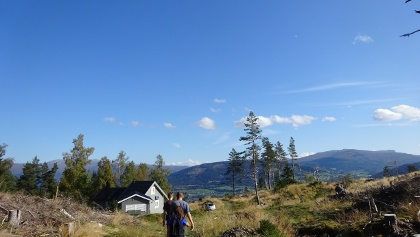 Loop Walk from Voss