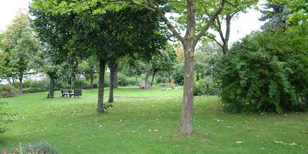 Bürgerpark in Longkamp