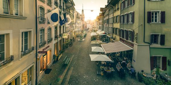 Historische Altstadt Lenzburg