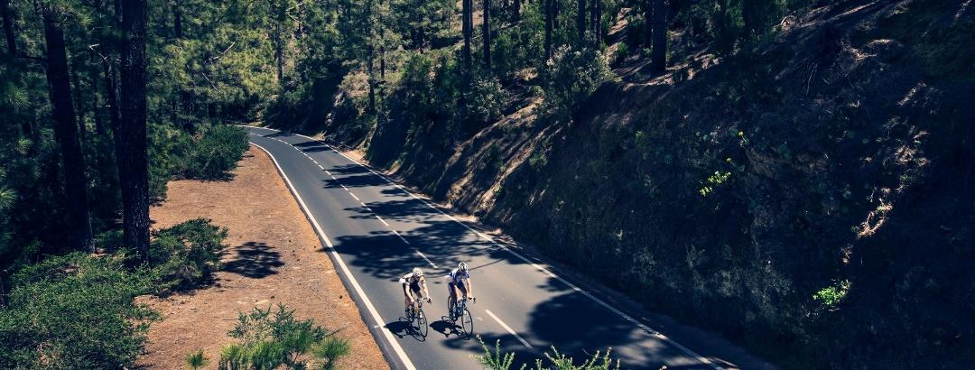 Subida La Esperanza, Teide