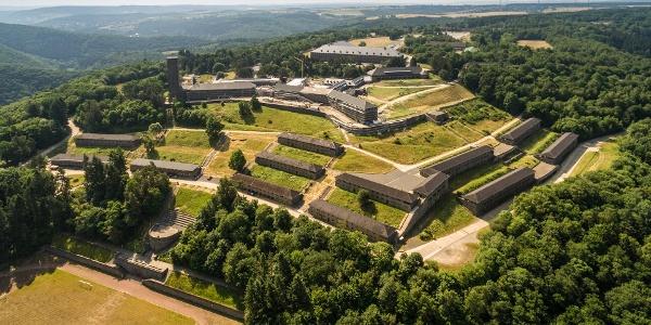 Gelände der ehemaligen NS-Burg Vogelsang