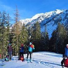 Foto von Skitour: Hochweber Spitze, in den Wölzer Tauern • Rottenmanner und Wölzer Tauern (26.02.2019 06:50:15 #1)