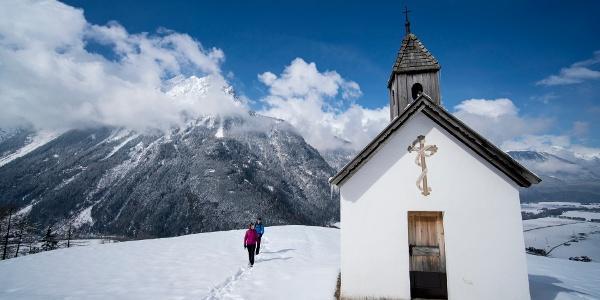 Kapelle an der Brandalm