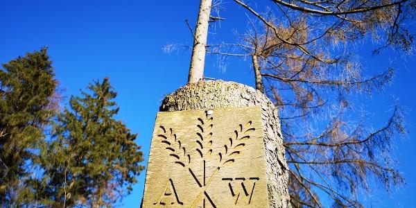 Wegezeichen Agrarhistorischer Wanderweg