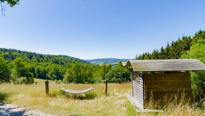 Rastplatz und Aussichtspunkt Westerwaldblick