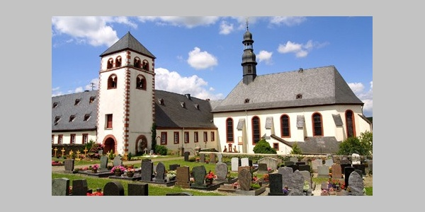 Kloster Filzen in Brauneberg