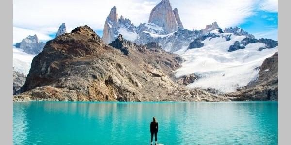 Patagonien Highlights Karte.Wanderreise Argentinien Chile Patagonien Pur Trekkingreise