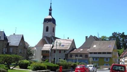 Delle: Kirche