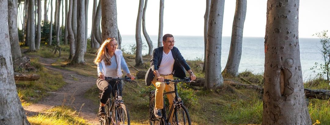 Aktive Erholung mit Meerblick an der Mecklenburgischen Ostseeküste