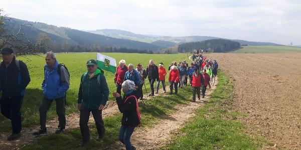 Maiwanderung Neuhausen