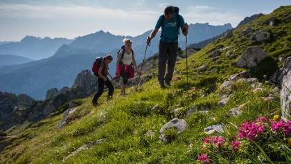 Bergwandern in Garmisch-Partenkirchen