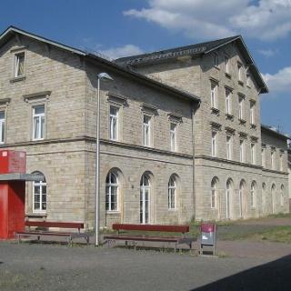 Bahnhof Monsheim