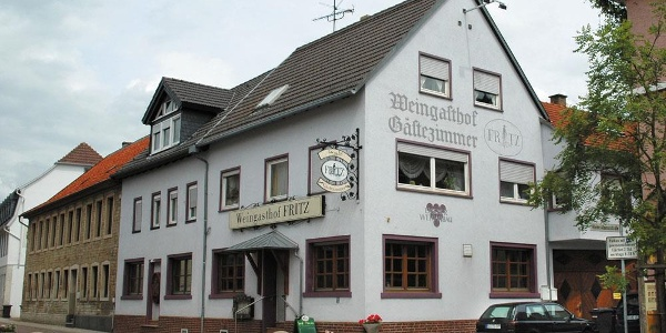 Weingasthof Fritz