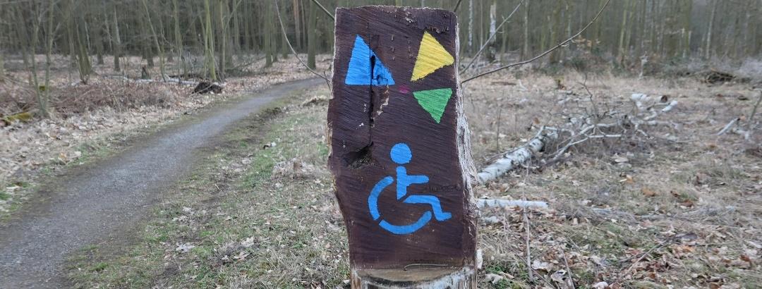 Auf dem Havel-Höhen-Weg (HHW)
