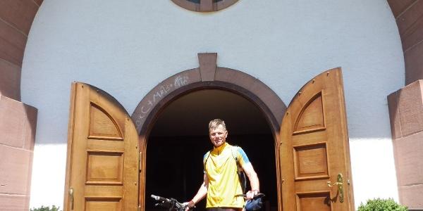 Willkommen auf der Moosenmättletour - hier sind wir im Sulzbachtal unterwegs.