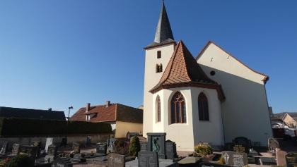 Ev. Kirche Dienheim