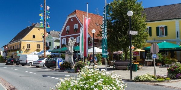 Marktplatz Gamlitz