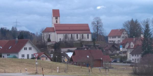 Kirche Leupolz