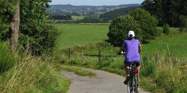 Radfahren in Ostbelgien