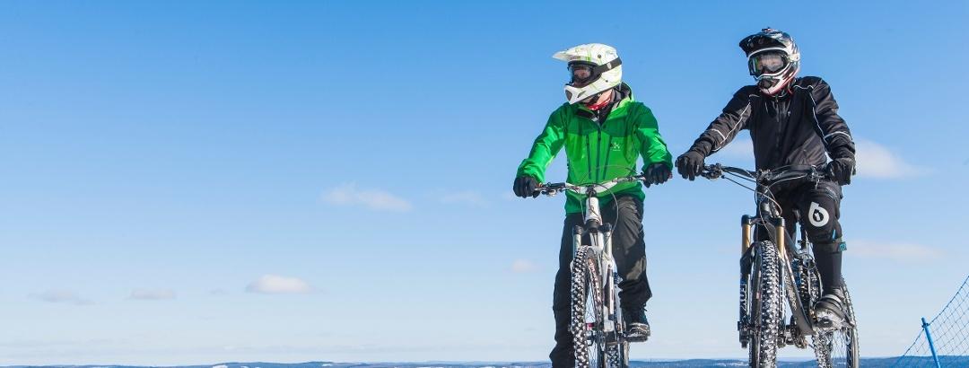 Jyväskylä bietet das ganze Jahr Outdooraktivitäten